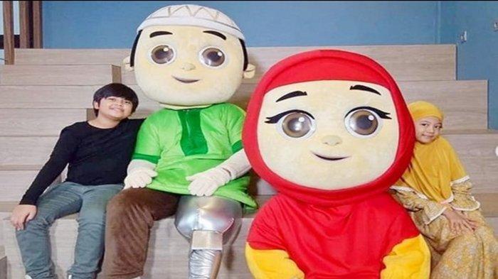 Inilah Sosok Pengisi Suara Animasi Anak Islami Nussa dan Rarra, Ada yang Cita-citanya Jadi Sutradara