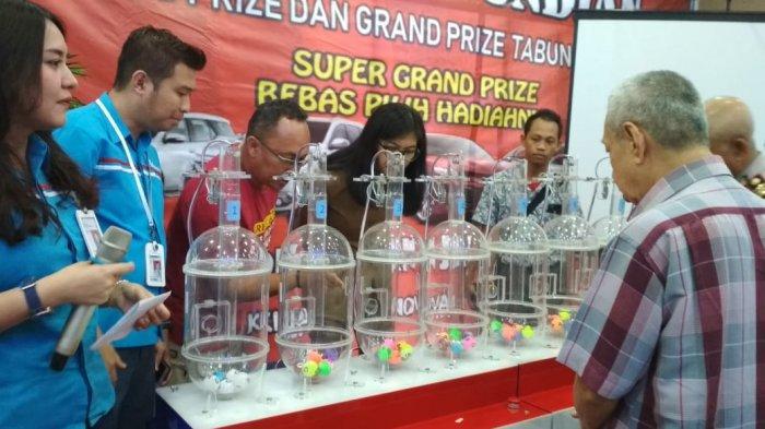 Bank Sumsel Babel (BSB) Cabang Lemabang Gelar Pengundian Hadiah, Berikut Nama-nama Pemenangnya