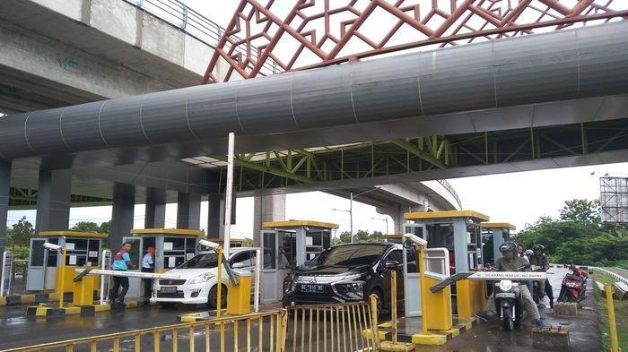 PT Angkasa Pura II Palembang Maret Ini akan Menerapkan Pembayaran Parkir Non Tunai atau Cashless