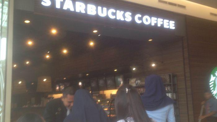 Gerai Starbucks di Palembang Icon