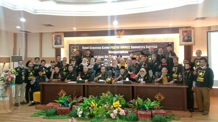 Sejumlah Kadernya Jadi Pengurus Partai Ummat, Wakil Ketua DPW PAN Sumsel Santai: Beri Ucapan Selamat