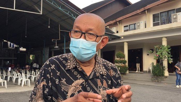 Pelaksanaan Jumat Agung di Gereja St Yoseph Palembang Dikawal Brimob Hingga TNI, Kami Yakin Aman