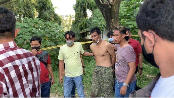 Pengakuan Penikam Polisi di Angkatan 66 Palembang, Saat Korban Tak Melihat Langsung Saya Tikam