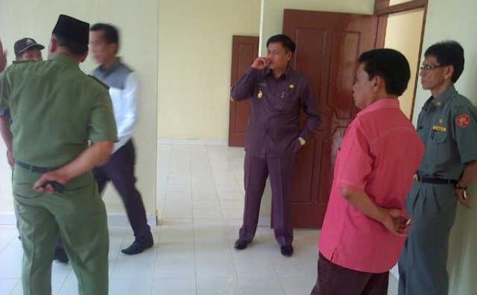 Penjabat Bupati Muratara Mulai Ngantor