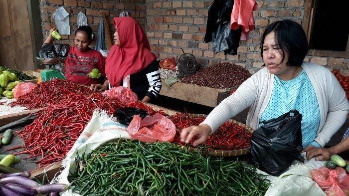 Jelang Nataru, Harga Cabai Keriting di Muaradua OKU Selatan Tembus Rp 90 Ribu