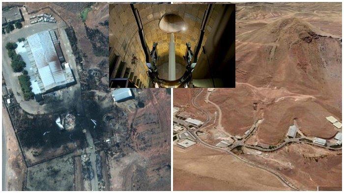 PENTAGON Amerika Serikat Dibuat KEDER, Terowongan 'KIAMAT' Iran Bocor, Isinya Bikin Merinding