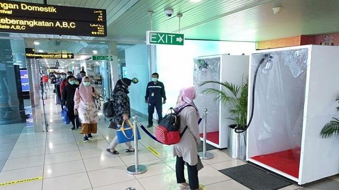 Ini Persyaratan dan Biaya Rapid Test Antigen di Bandara Sultan Mahmud Badaruddin II Palembang