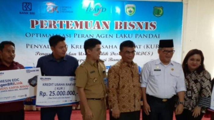 OJK Dorong Optimalisasi Peran Agen Laku Pandai di Kabupaten Musi Banyuasin