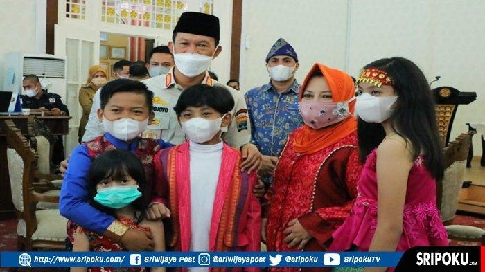 Lagu Rindu Sekolah, Wakili Perasaan Anak-Anak di Palembang