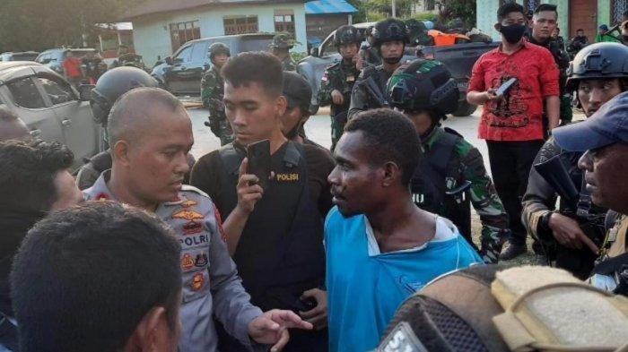 INFO TERKINI, 10 Hari Diburu, Pimpinan KNPB sekaligus Otak Penyerangan 4 Prajurit TNI Ditangkap