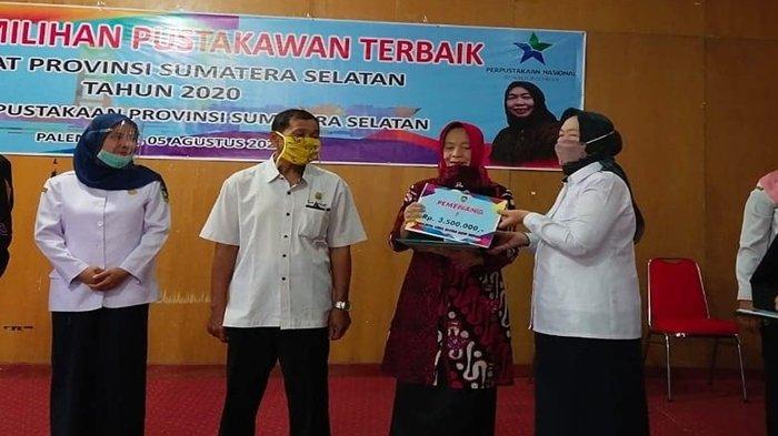 SMA Bukit Asam (SMABA) Tanjung Enim Wakili Sumsel ke Tingkat Nasional Lomba Perpustakaan Sekolah SMA