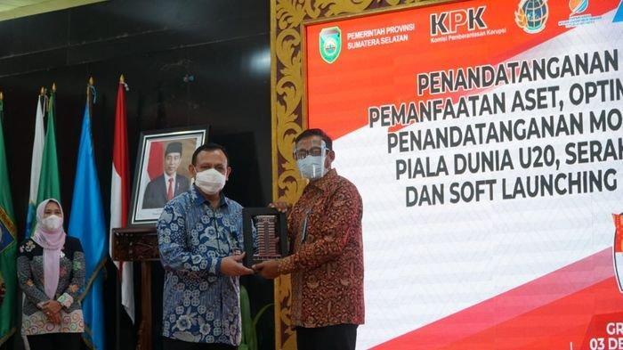 Terus Bersinergi, KPK, PLN dan ATR/BPN Kembali Selamatkan 1101 Persil Tanah Negara di Sumsel