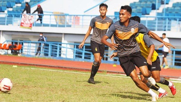 Sengit! Afriansyah Cetak Gol Penyeimbang, Sriwijaya FC vs Semen Padang FC Menjadi 1-1 di Babak Kedua