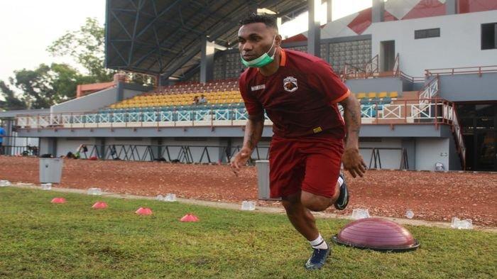 Selain Perpanjang Kontrak Titus Bonai, Muba Babel United Klaim telah Kontrak Striker Timnas U-23