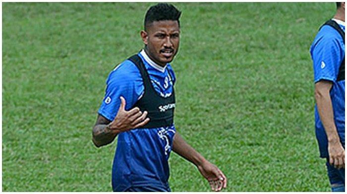 Striker Persib Wander Luiz Buka Suara, Setelah 14 Hari Diisolasi