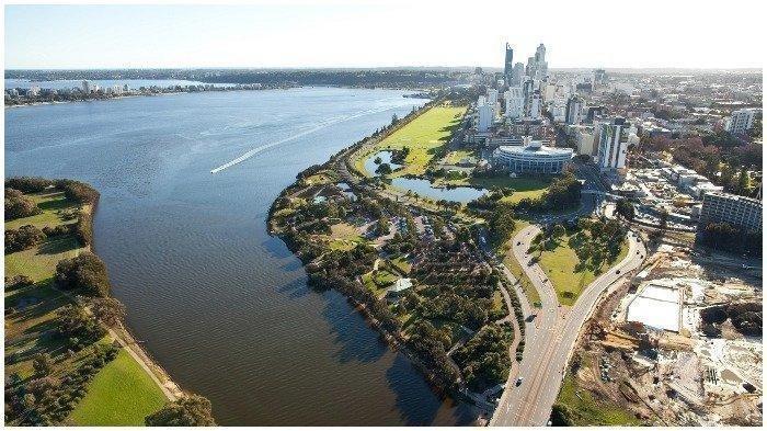 1 Satpam Positif Covid, Kota Perth Australia Lockdown 5 Hari: 10 Bulan Nihil Kasus Positif