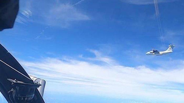16 PESAWAT Militer China Terlacak Radar, Menyusup di Langit Malaysia: Terbang Tanpa Izin