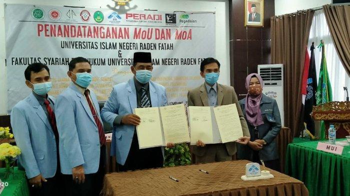 Peradi Pergerakan Masuk Kampus, Dorong Alumni Fakultas Syariah UIN RF Palembang Jadi Advokad