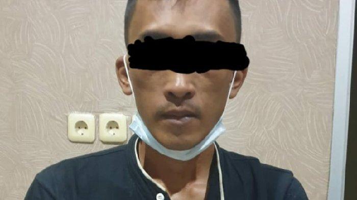 Perampok Bank di Pagaralam, tak Menduga Polisi Lakukan Cara Humanis Ini, Mantan Satpam Ditangkap