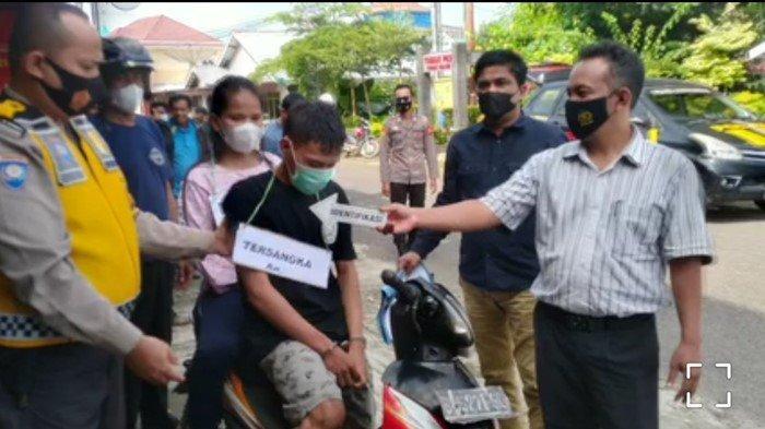 Niat Menolong Malah Dirampok, Ibu Rumah Tangga di Lubuklinggau Melawan: 2 Pelaku Langsung Tancap Gas