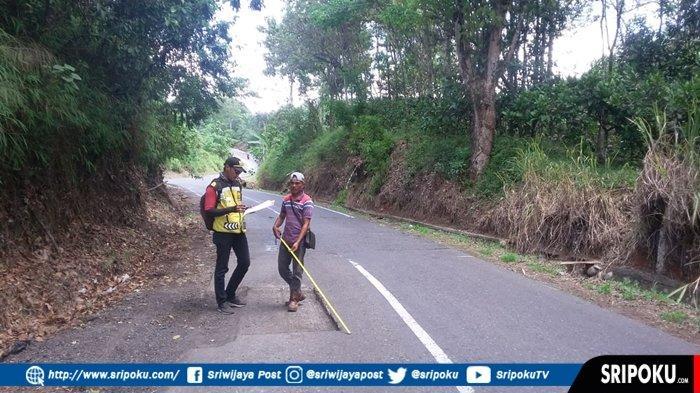 Sedang Banyak Perbaikan, Pengguna Jalan Diminta Hati-hati Melintas Dijalur Masuk Pagaralam