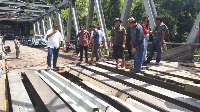 CATAT! Jembatan Endikat Ditutup Mulai 1 Juli, Jalur Pagaralam-Lahat Dialihkan ke Jalur Ini