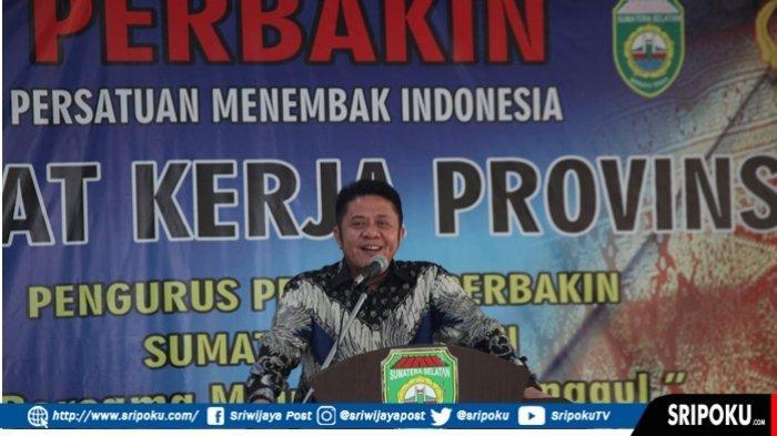 Agenda Gubernur Sumatera Selatan Herman Deru dan Pejabat Pemprov Sumsel, Senin 16 Desember 2019