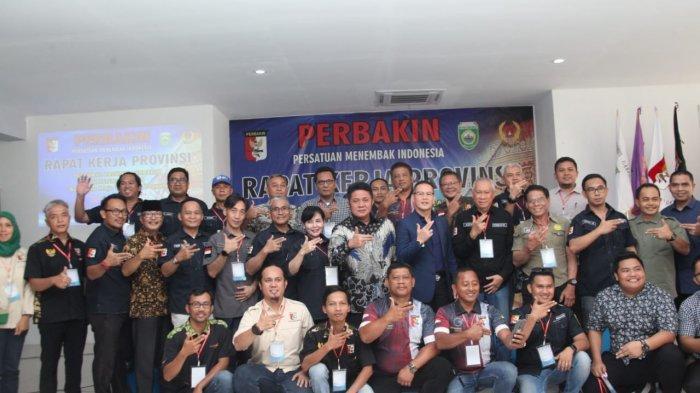 HD Targetkan Perbakin Sumsel Sumbang Medali di PON Papua - perbakin-sumsel1.jpg