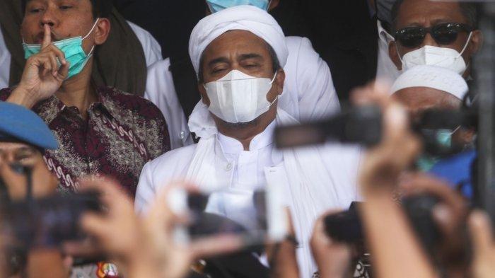 Hari Ini Rizieq Shihab Sidang 3 Perkara, JPU Hadirkan 14 Saksi Termasuk Pejabat Hingga Kapolsek