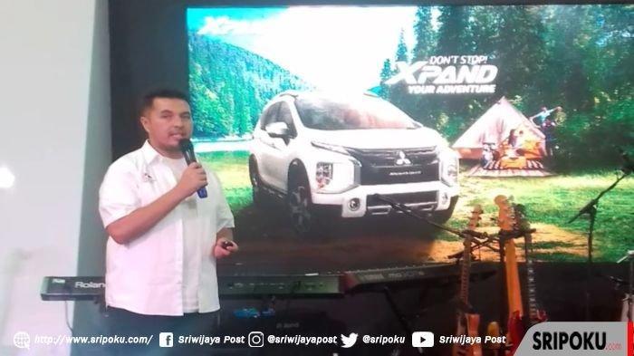 Rifat Sungkar Sang Brand Ambassador Mitsubishi Beberkan Pengalaman Jajal Xpander Cross