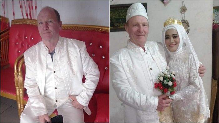 Janda Babat Toman Dinikahi Pria Kanada, Benih Cinta Tumbuh di Facebook, Bakal Ikut Suami