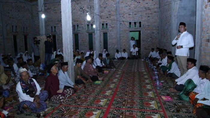 Resmikan Masjid Nurul Quran, Bupati OKU Selatan Popo Ali Harapkan Masyarakat Rajin Beribadah