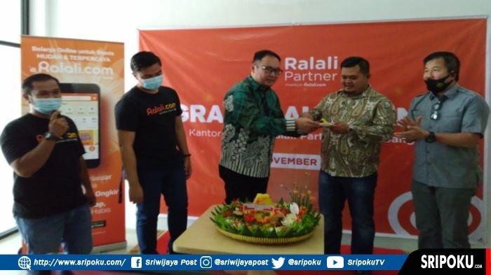 Dukung Kebangkitan UMKM di Masa Pandemi, Ralali.com Perluas Jangkauan ke Palembang