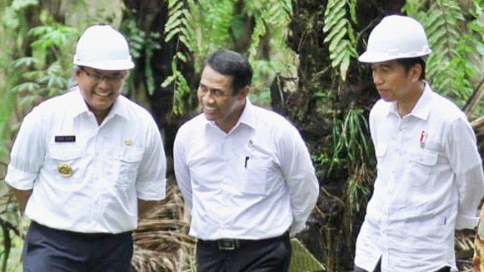Peduli Pembangunan Perkebunan Berkelanjutan, Dodi Reza Dinobatkan sebagai Kepala Daerah Berinovasi