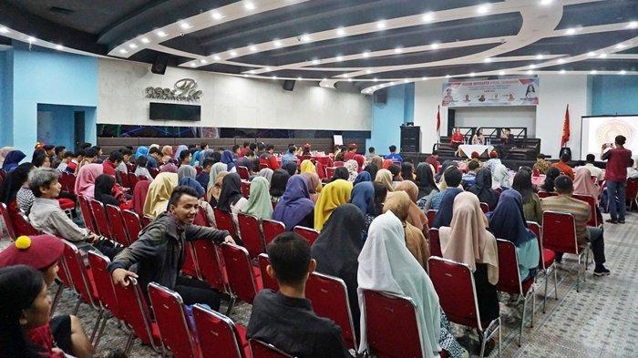 PMKRI Cabang Palembang Gelar Dialog Interaktif, Ajak Generasi Muda Ikut Pemilu 2019