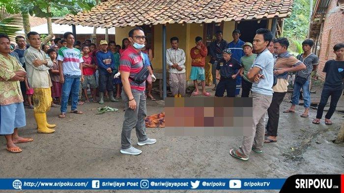 Peristiwa pembunuhan sadis itu terjadi di Desa Tanjung Telang Kecamatan Prabumulih Barat kota Prabumulih, pada Minggu (6/12/2020) sekitar pukul 06.30.