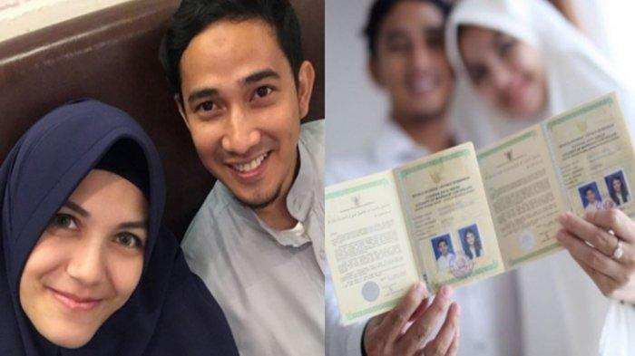 Pernikahan Nadya Almira