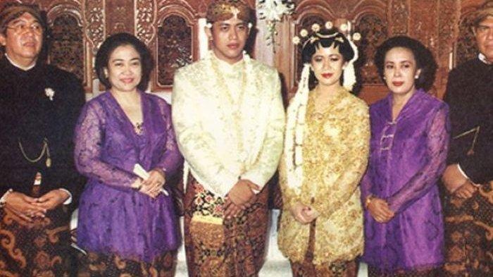 BOCOR RAHASIA  Keluarga Puan Maharani, Foto Pernikahan Tersebar: Suami Bukan Orang Sembarangan