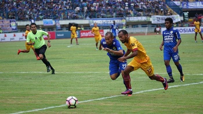 Eks Sriwijaya FC tak Ikut Serta Perkuat Tim ke Sleman, Ban Kapten Persib Bandung Terpaksa Dialihkan