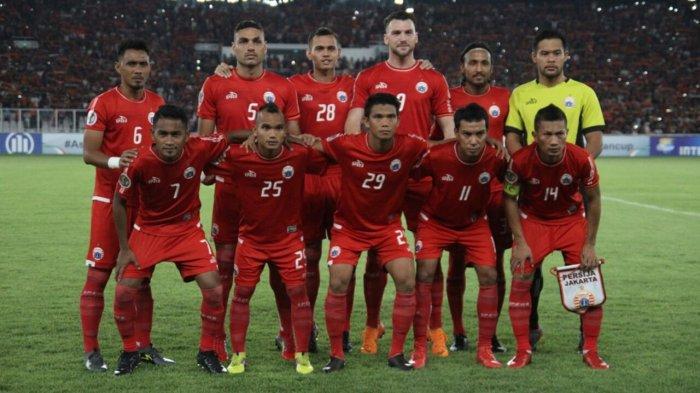 SEDANG BERLANGSUNG! Link Live Streaming Persija Jakarta VS Ceres Negros di Piala AFC