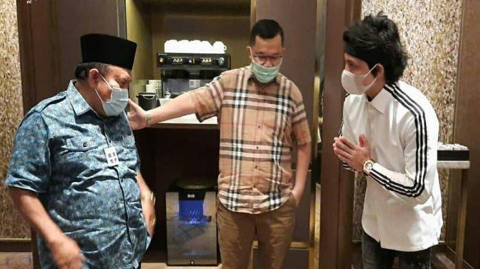 Libatkan Tokoh Agama Lobi Atta Halilintar, Presiden Sriwijaya FC Ungkap Fakta Sebenarnya