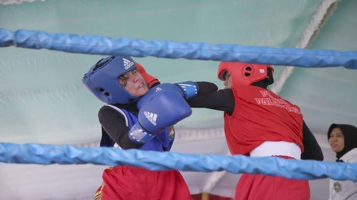Cari Bibit Petinju, Pertina Palembang Gelar Kejuaraan Tinju Amatir Antar Sasana