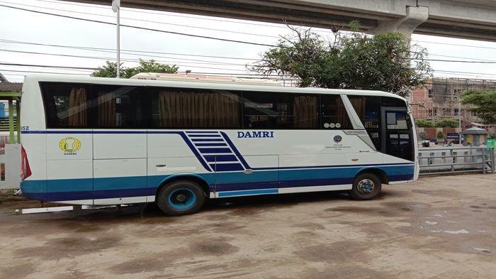 Daftar Lengkap Jadwal, Perjalanan dan Tarif Terbaru Bus Damri, Berlaku Bulan April 2021