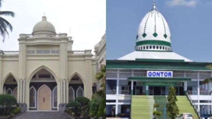 Daftar 6 Pondok Pesantren Megah di Indonesia Ada yang Mirip Taj Mahal dan Masjid Kiblatain Palestina