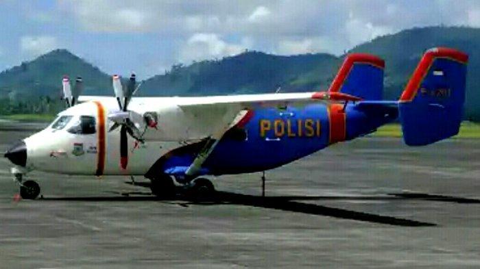 Pencarian Korban Pesawat Jatuh Sementara Dihentikan