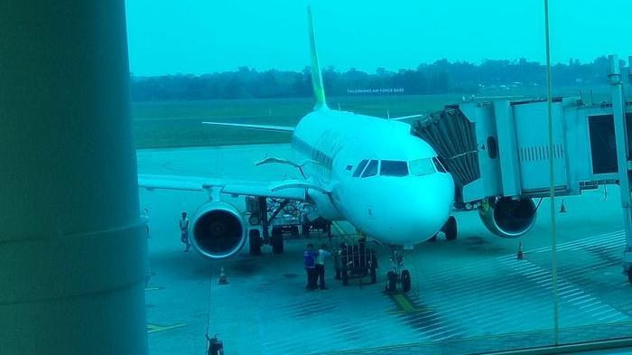 Hari ini Citilink Terbang Perdana Palembang-Bandung ...