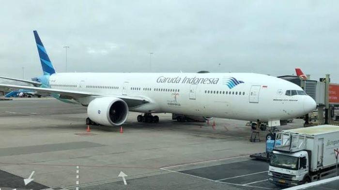 Garuda Indonesia Maskapai Penerbangan Paling Tepat Waktu