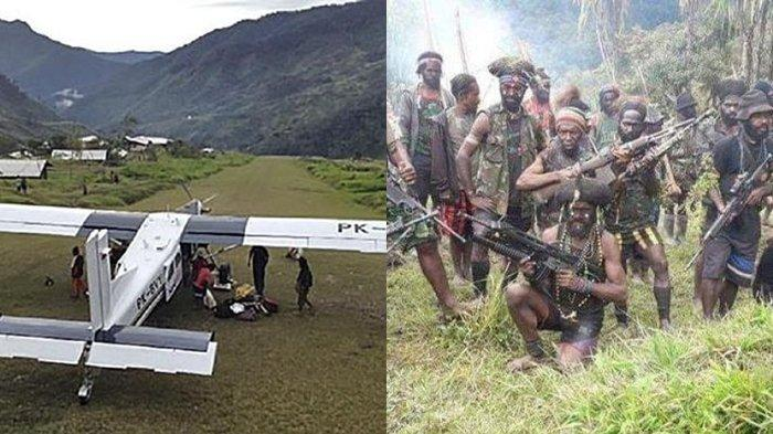 ILustrasi KKB Papua Sandera Pesawat: Pesawat Milik Mantan Menteri Susi Pudjiastuti Dibajak 30 KKB, Dilepas Berkat Aksi Seorang Penumpang
