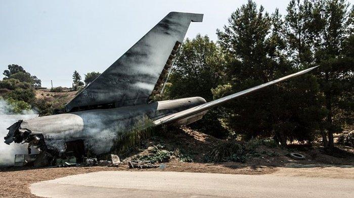 BREAKING NEWS : Pesawat Rimbun Air Ditemukan Hancur di Wilayah Rawan KKB