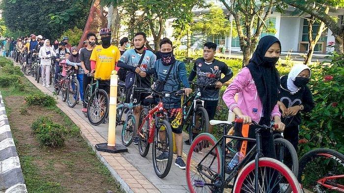 Pemerintah Kota Palembang Masih Terus Mengkaji Wacana Pemberlakuan Penerapan Pajak Sepeda